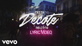 Preta Gil - Decote (Lyric Video) ft. Pabllo Vittar