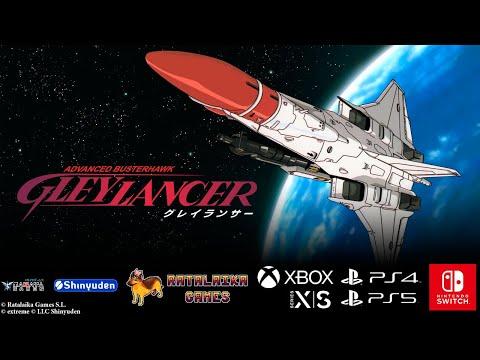 Gleylancer - Launch Trailer