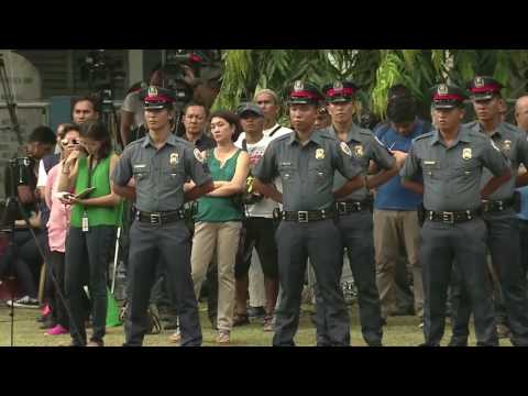 06242016 Davao Philippine National Police Change of Command (Speech) 6242016 RTVM.mp4