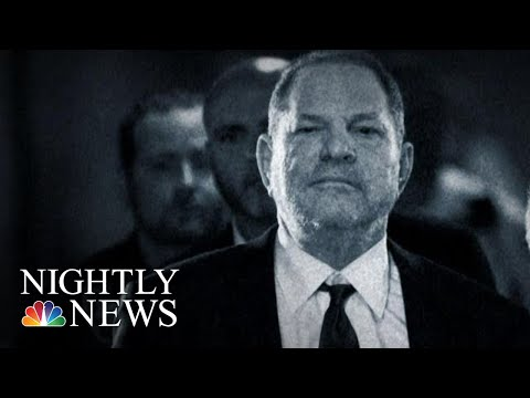 Harvey Weinstein's Sexual Assault Trial Begins With Opening Statements | NBC Nightly News