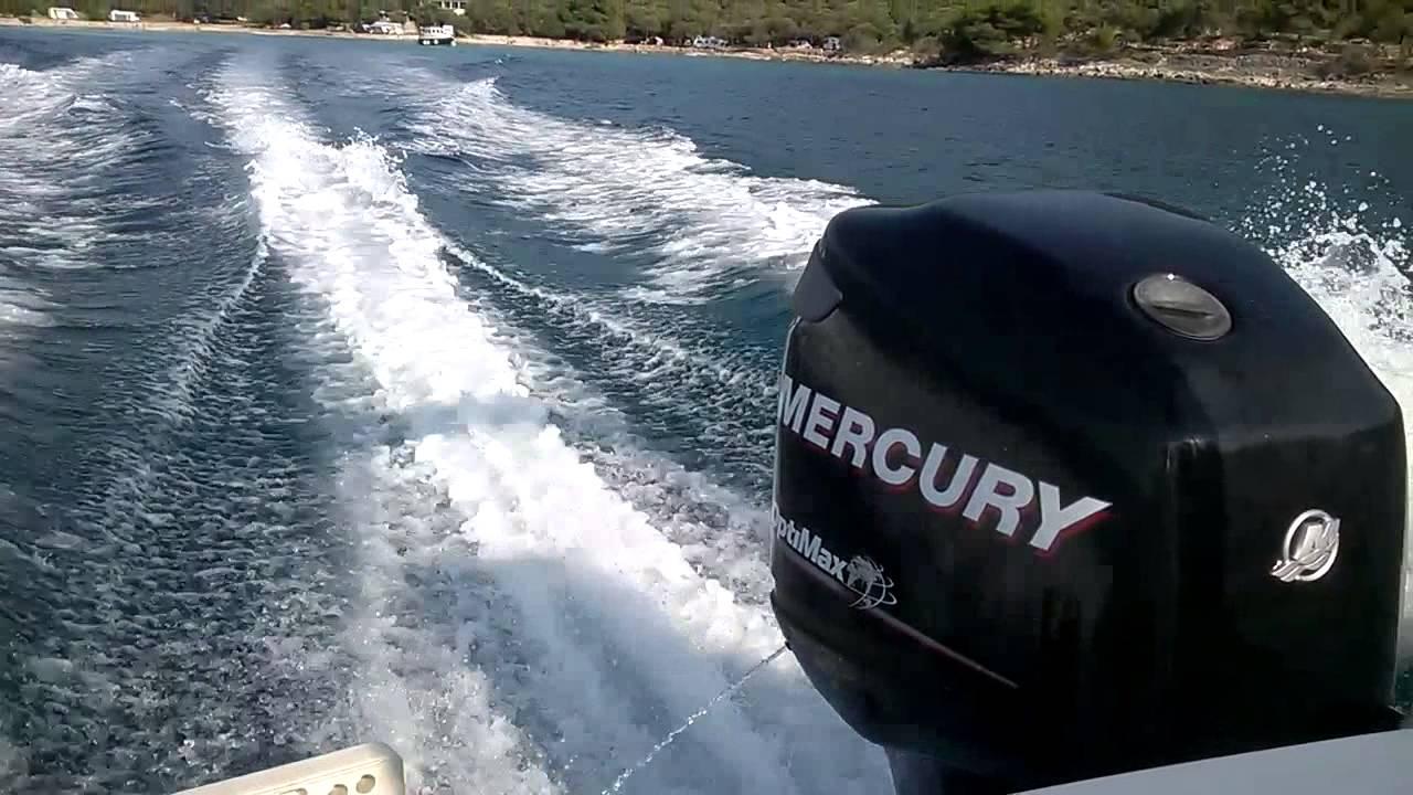 Mercury Optimax 115 hp