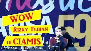 Video WOW!!! ada Rizky Febian di Ciamis download MP3, 3GP, MP4, WEBM, AVI, FLV Oktober 2018