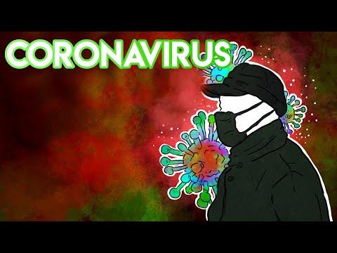 ¿Qué ESTÁ PASANDO con el CORONAVIRUS? 🤔 | Draw My Life