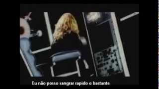 Megadeth - Die Dead Enough - Legendado(Video Clip Oficial)