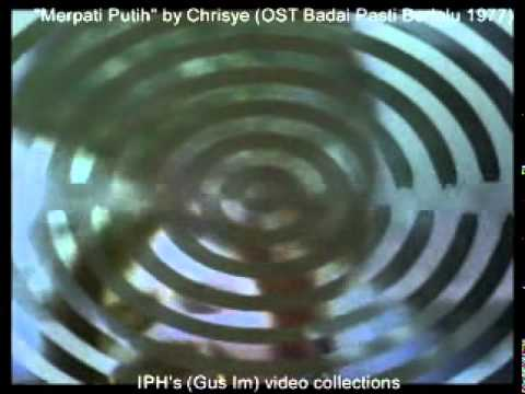 Merpati Putih by Chrisye (OST Badai Pasti Berlalu 1977) - (IPH's video collections)