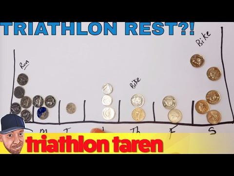 Triathlon Training Recovery With $3 in Nickels?