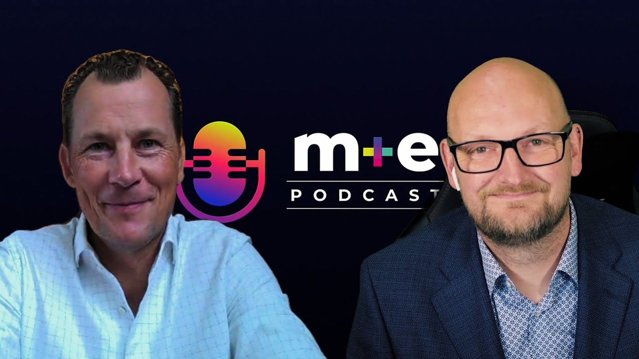 Second episode of the M&E Week Podcast is live