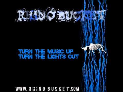 Rhino Bucket  Shot Down