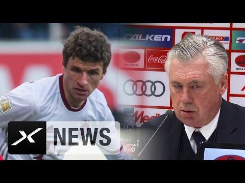 Carlo Ancelotti über Ingolstadt und den FC Arsenal | FC Ingolstadt - FC Bayern München 0:2