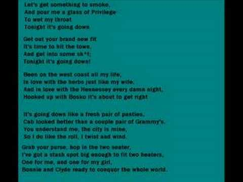 Privilege (Lyrics)
