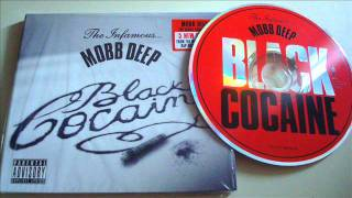 04. Mobb Deep - Get It Forever Ft. Nas [Black Cocaine 2011] EP
