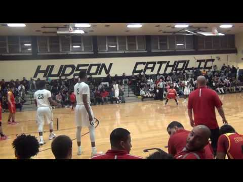 North Bergen vs  Hudson Catholic  010317
