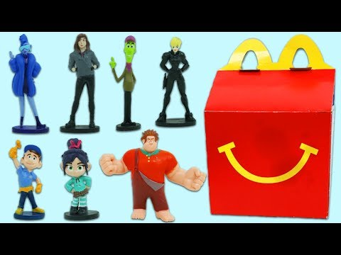 Disney Jr Puppy Dog Pals Bingo and Rolly Find a McDonalds Happy Meal Filled with Surprise Toys!