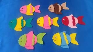 Video ini menjelaskan tentang amplop lebaran dan cara membuat ikan dari kain flanel bahan peralatan yang dibutuhkan yaitu : 1. 2. mata...