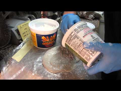 How to make your own clay epoxy.. Part one