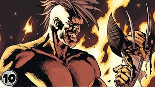 Top 10 Superpowers You Didn't Know Daken had