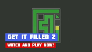 Get It Filled 2 · Game · Gameplay
