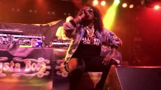 1 - Throw It Up & Yean High - Gangsta Boo (Live in Raleigh, NC - 01/20/17)