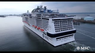 Bringing the ship's innovative and stunning onboard experience to a...