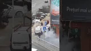 Incidente înainte de Univeristatea Craiova U Cluj