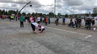 Mölkky world championship 2018 day 2 part 3
