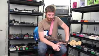 PedalsAndEffects welcomes Nick Reinhart of Tera Melos