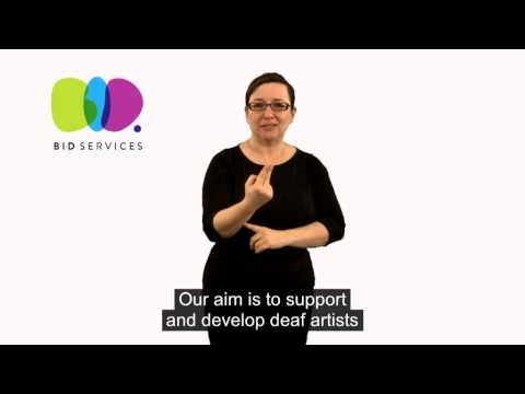 Deaf Cultural Centre - BSL