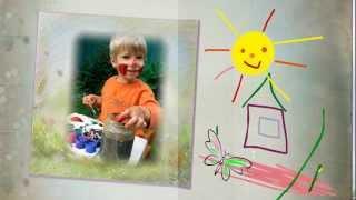 Я рисую на окне  Проект Proshow Produser