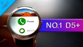 Zeblaze No.1 D5 Plus | Android 5.1 | GPS | WiFi | Youtube | Maps 🔍3/3 REVIEW