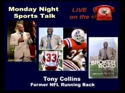 Tony Collins - Former NFL Running Back