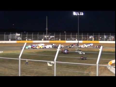 Kinzer Sport Mod A Feature Race Outlaw Motor Speedway 5/10/14