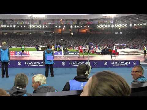 Commonwealth Games   Hampden Park   2 August 2014