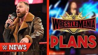 Dean Ambrose Not Leaving WWE?! Roman Reigns Rumored WrestleMania 35 Plans! - WWE News Ep. 224