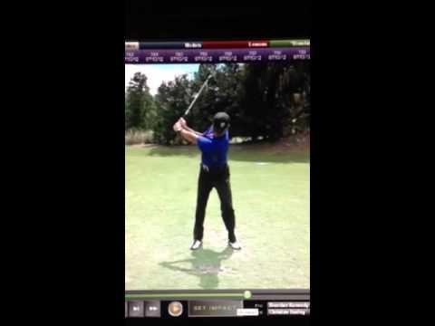 Brendan Kennedy golf swing