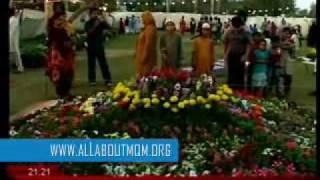 MQM Nasreen Jalil - Waseem Akhtar & Raza Haroon : Hamara Karachi Festival