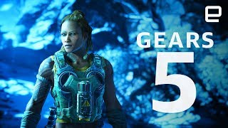 Gears 5 Hands-On at E3 2019: Play Co-Op in Escape Mode