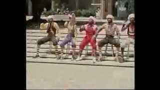 Get On The Funk Train Boogie  70s Street Dancers Alias-Shake