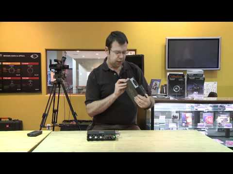 Sound Devices 702T Recorder