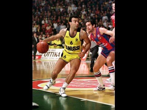 ARIS - BARCELONA 94-100 (1989-90)