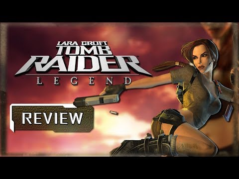 Tomb Raider Legend Review