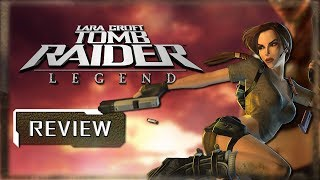 Tomb Raider Legend Review