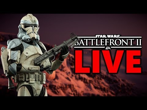 OPINIONS ON THE NEW UPDATE? Star Wars Battlefront 2 Live Stream #177 thumbnail