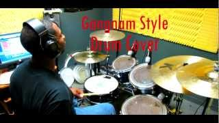 PSY - Gangnam Style (Drum Cover Remix)