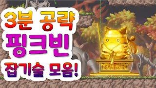 [메이플스토리] 핑크빈 육성전에 보면 좋은 잡기술 모음!