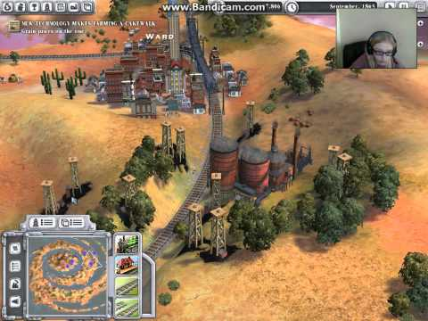 sid miers railroads! my favroite Sid Meier game |