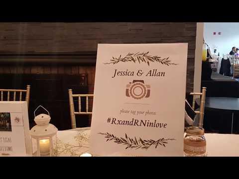 Jessica & Allan's Wedding - Daily Vlog #25