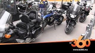 Le360.ma • Le royal club moto une passion mais pas que
