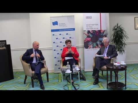 08 09 2016 European Movement Breakfast Briefing_Kristalina Georgieva Full Speech