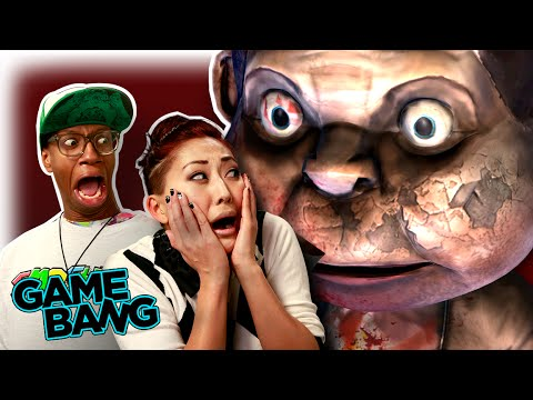 ESCAPING DEATH WITH FRIENDS! (Game Bang)
