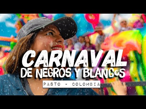 Carnaval De Negros Y Blancos 2019  | THE BIGGEST PARTY IN SOUTHERN COLOMBIA  | Pasto, Colombia